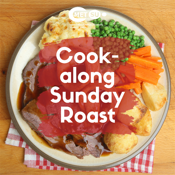 Cook-along: Sunday Roast