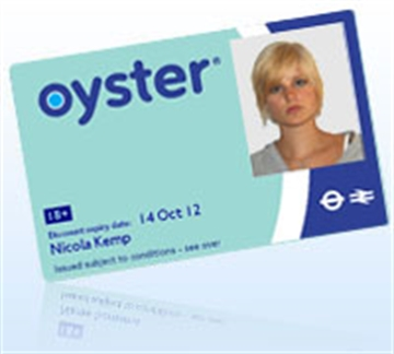 Apply for an Oyster photocard Create a web account. You'll need to create a web account before you can apply for an Oyster photocard. To create a web account you will need to provide an active email address, your name, address, date of birth and phone number.